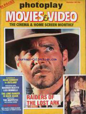 PHOTOPLAY MOVIES AND VIDEO no: 01/09/1981
