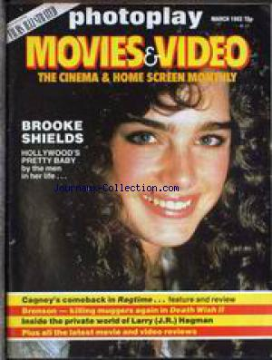 PHOTOPLAY MOVIES AND VIDEO no: 01/03/1982