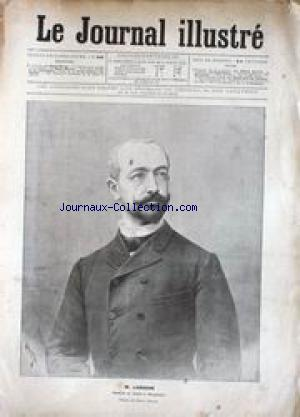 JOURNAL ILLUSTRE (LE) no:50 15/12/1895