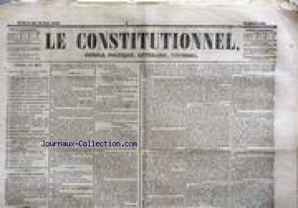 CONSTITUTIONNEL (LE) no:133 13/05/1949
