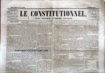 CONSTITUTIONNEL (LE) no:143 23/05/1949