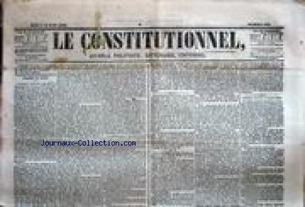 CONSTITUTIONNEL (LE) no:163 12/06/1949