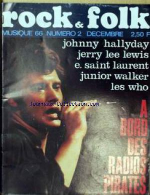 ROCK AND FOLK no:2 01/12/1966