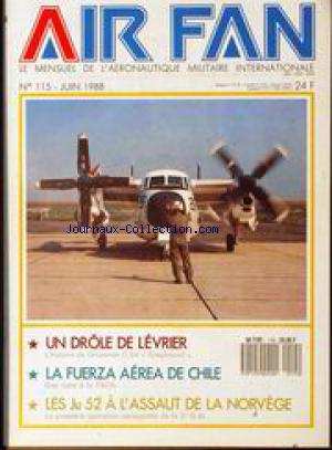 AIR FAN no:115 01/06/1988