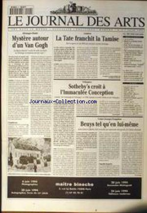 JOURNAL DES ARTS (LE) no:4 01/06/1994