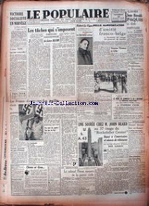 POPULAIRE DE PARIS (LE) no:55 12/10/1945