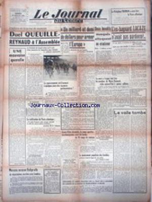 JOURNAL DU CENTRE (LE) no: 26/07/1949