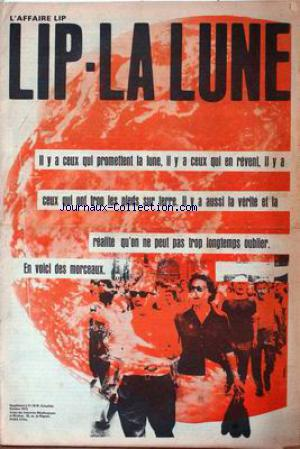 LIP LA LUNE no: 01/10/1973