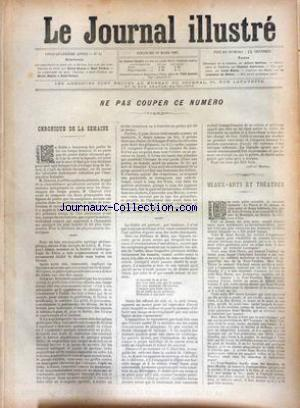 JOURNAL ILLUSTRE (LE) no:11 13/03/1887