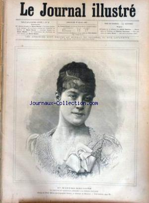 JOURNAL ILLUSTRE (LE) no:13 27/03/1887