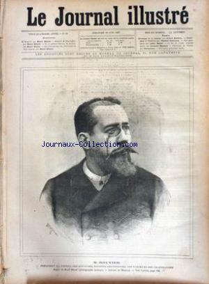 JOURNAL ILLUSTRE (LE) no:25 19/06/1887