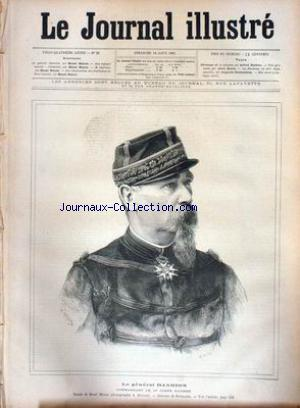 JOURNAL ILLUSTRE (LE) no:33 14/08/1887