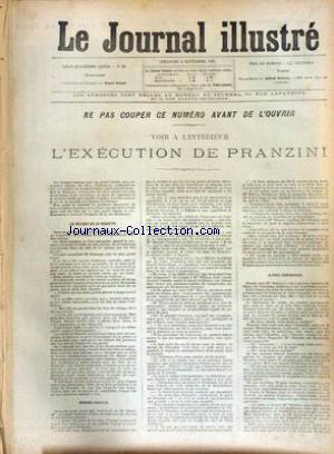 JOURNAL ILLUSTRE (LE) no:36 04/09/1887
