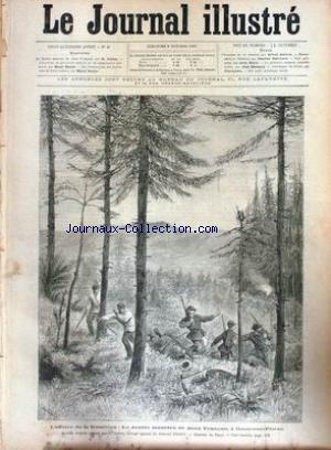 JOURNAL ILLUSTRE (LE) no:41 09/10/1887