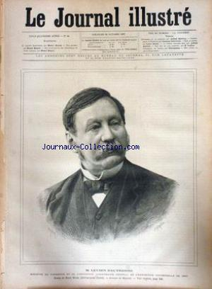 JOURNAL ILLUSTRE (LE) no:44 30/10/1887