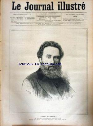 JOURNAL ILLUSTRE (LE) no:47 20/11/1887