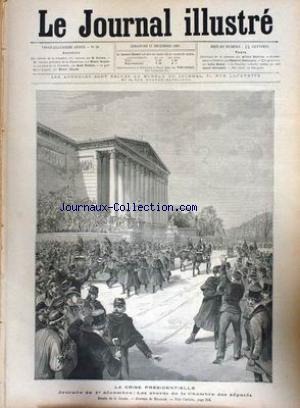 JOURNAL ILLUSTRE (LE) no:50 11/12/1887