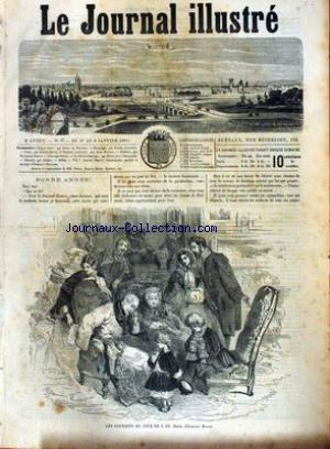 JOURNAL ILLUSTRE (LE) no:47 01/01/1865