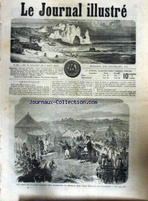 JOURNAL ILLUSTRE (LE) no:25 31/07/1864