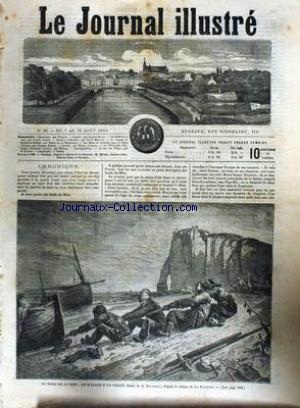 JOURNAL ILLUSTRE (LE) no:26 07/08/1864