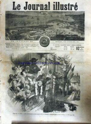 JOURNAL ILLUSTRE (LE) no:28 21/08/1864