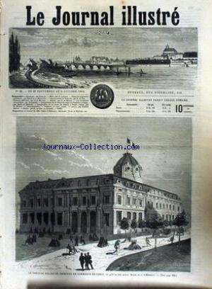 JOURNAL ILLUSTRE (LE) no:33 25/09/1864