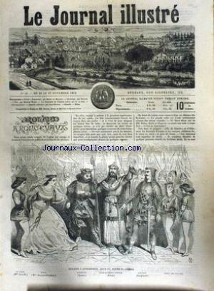 JOURNAL ILLUSTRE (LE) no:41 20/11/1864
