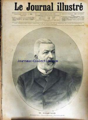 JOURNAL ILLUSTRE (LE) no:25 18/06/1893