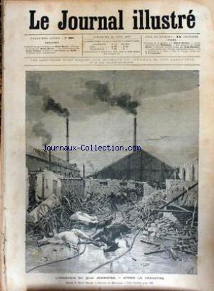 JOURNAL ILLUSTRE (LE) no:26 25/06/1893
