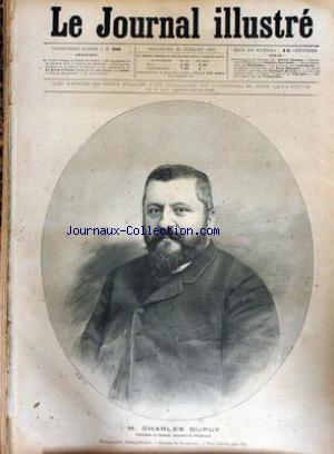 JOURNAL ILLUSTRE (LE) no:30 23/07/1893