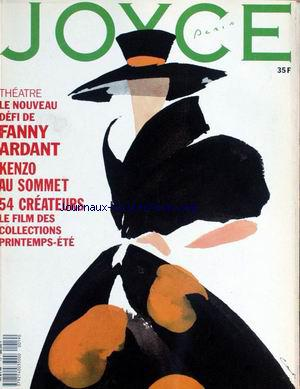 JOYCE PARIS no:19 01/01/1990
