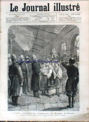 JOURNAL ILLUSTRE (LE) no:26 24/06/1877