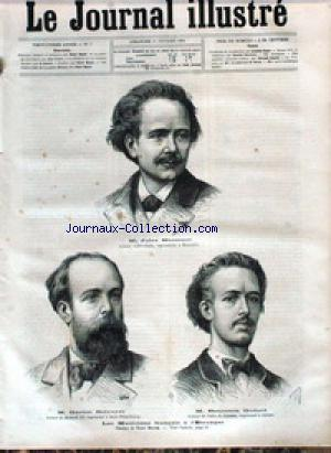 JOURNAL ILLUSTRE (LE) no:7 17/02/1884