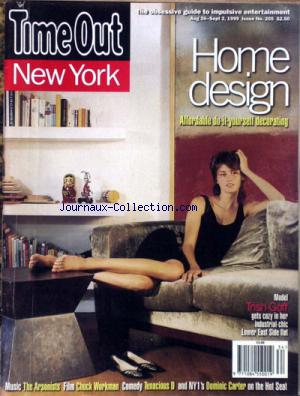 TIME OUT NEW YORK no:205 26/08/1999