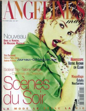 ANGELINE'S MAG no:4 01/12/1994