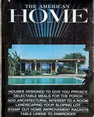AMERICAN HOME (THE) no: