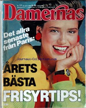 DAMERNAS no:17 22/04/1985