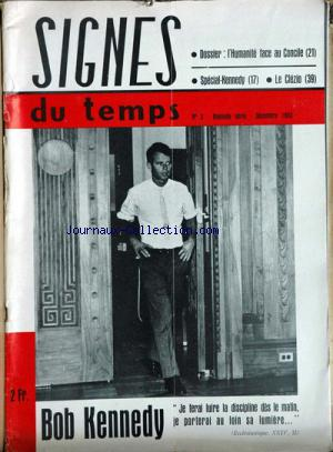 SIGNES DU TEMPS no:3 01/12/1983