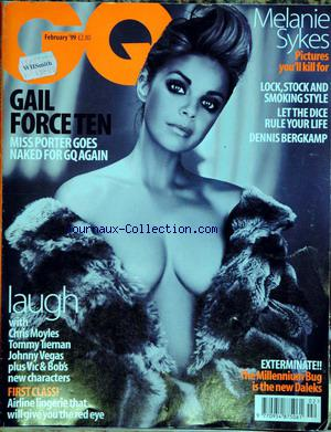 GQ BRITISH no:2 01/02/1999