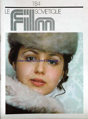 FILM SOVIETIQUE (LE) no: 01/01/1984