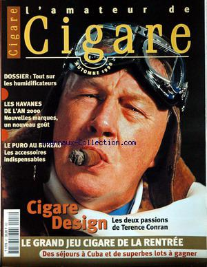 AMATEUR DE CIGARE (L') no:17 01/09/1998
