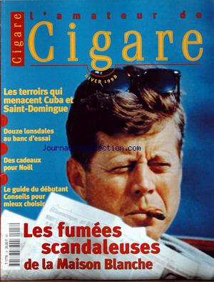 AMATEUR DE CIGARE (L') no:18 01/12/1998