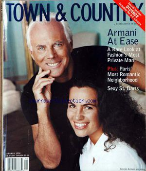 TOWN AND COUNTRY no:1 01/01/1998