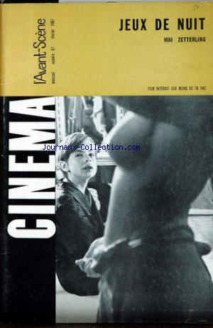 AVANT SCENE CINEMA (L') no:67 01/02/1967