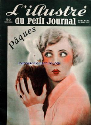 PETIT JOURNAL SUPPLEMENT ILLUSTRE (LE) no: 28/03/1937