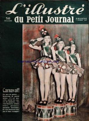 PETIT JOURNAL SUPPLEMENT ILLUSTRE (LE) no: 07/02/1937