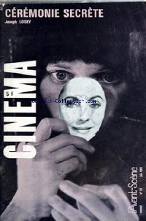 AVANT SCENE CINEMA (L') no:93 01/06/1969