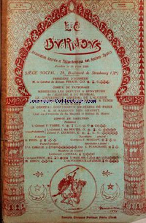 BURNOUS (LE) no:53 01/01/1934