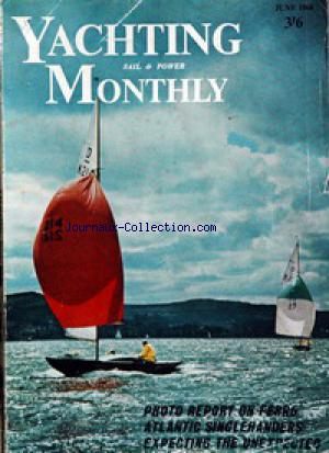 YACHTING MONTHLY no: 01/06/1968
