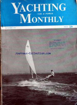 YACHTING MONTHLY no: 01/10/1955